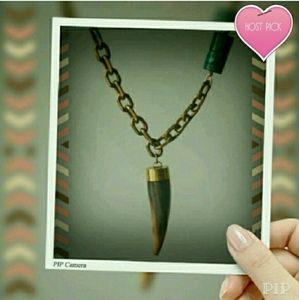 Beltshazzar Jewels Lamu necklace